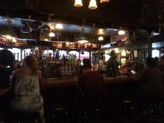 Pippin's Tavern intervior.