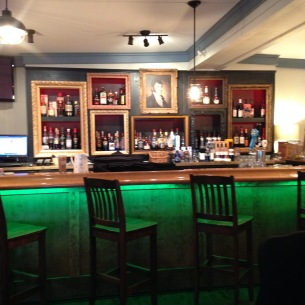 LOVE this bar in Lane's!