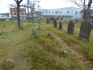 The Old Burial Ground