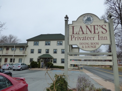 Lane's Privateer Inn!