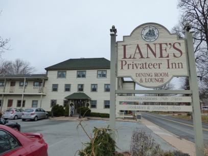 Lane's Privateer Inn!