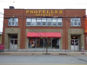 Propeller Brewing Company!