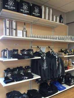 Glassware and growlers
