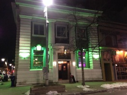 Patrick Sheehan's Irish Pub.