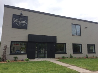 Exterior image of Fairweather Brewing
